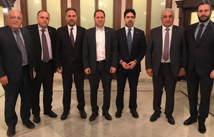 """الجميّل: انتخابات نقابة المحامين تؤكد الثقة في """"الكتائب"""""""