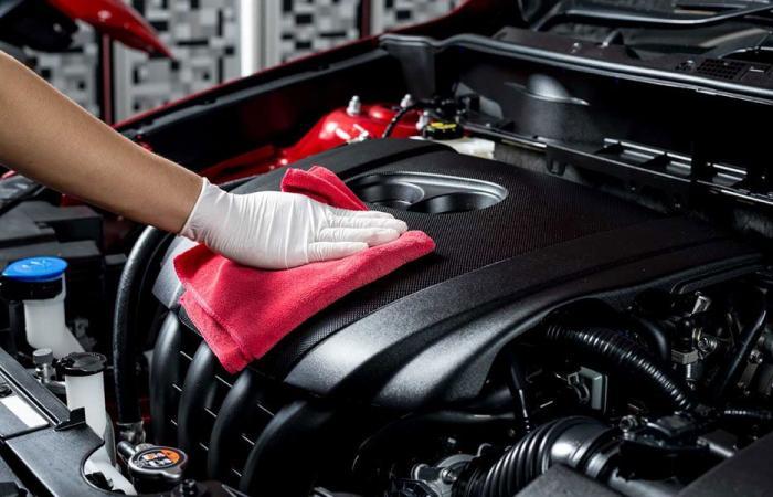 الطرق الصحيحة لغسل محرّك السيارة وتنظيفه