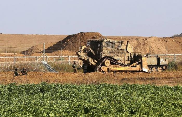 فلسطين | توغل اسرائيلي محدود شمال القطاع