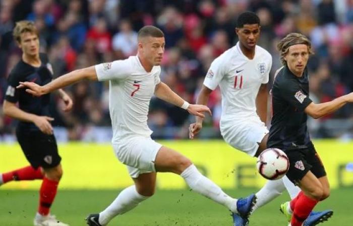 فلسطين | إنجلترا تتأهل إلى نهائيات دوري أمم أوروبا بفوزها على كرواتيا