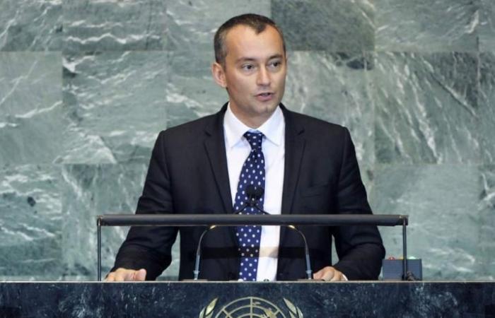"""فلسطين   ميلادينوف: على إسرائيل أن تعي بأن غزة على وجه الانفجار"""""""