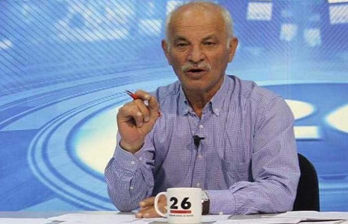 فلسطين | مذيع تركي يتعرض لنوبة قلبية على الهواء- (فيديو)