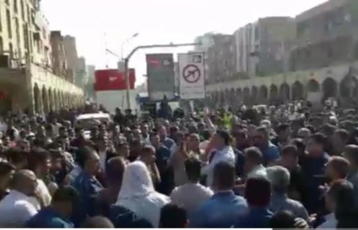 إيران   مظاهرات العمال بالأهواز تلوي ذراع السلطات الإيرانية