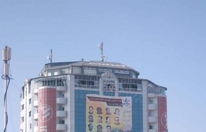 """فلسطين   بالصور.. الالاف من جماهير غزة تشارك في مهرجان إحياء ذكرى الراحل """"أبو عمار"""""""