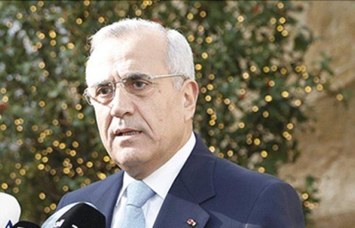 سليمان: لضرورة الحفاظ على استقلال لبنان