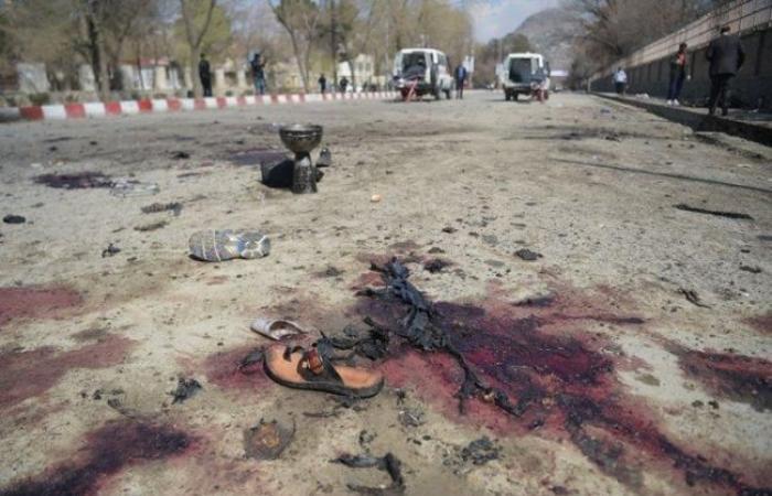 40 قتيلا بانفجار استهدف تجمعا دينيا في كابول