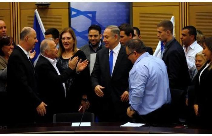فلسطين | تراجع شعبية الليكود الذي يتزعمه نتنياهو بسبب غزة