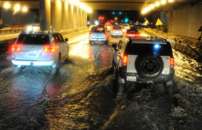 الخليح   أمطار الكويت تكشف ألغاماً ومخلفات عسكرية