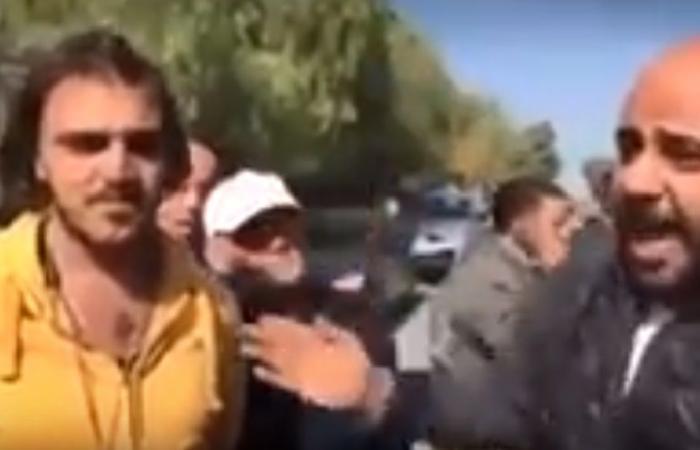 فلسطين   شاهد ..مواطن غزاوي يشكو للعاهل الاردني اوضاع فلسطينيو القطاع في الاردن