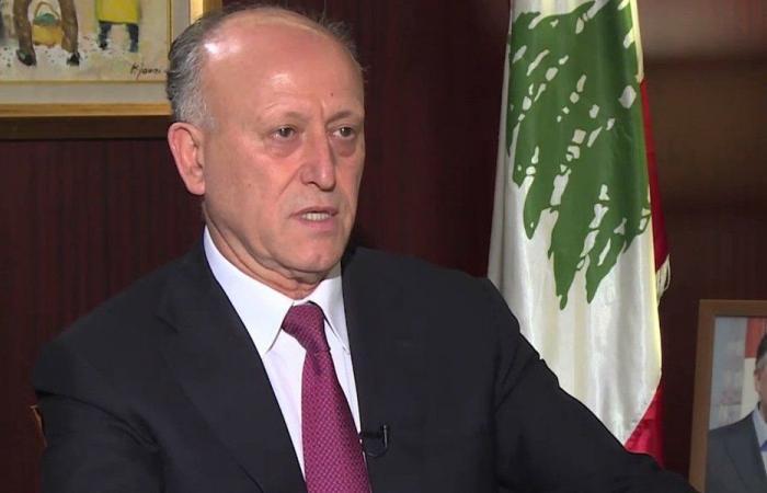 ريفي: لا استقلال قبل تحرير لبنان من الوصاية الإيرانية