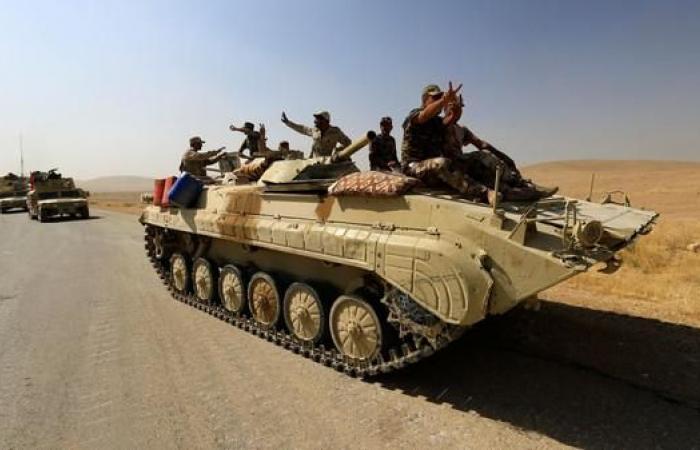 العراق | الجيش العراقي: مقتل 15 داعشياً في صلاح الدين