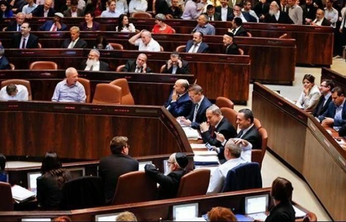فلسطين   قرار يمنع أعضاء الكنيست الإسرائيلي من السفر خارج اسرائيل