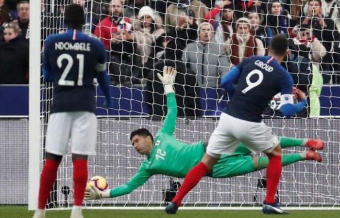 فرنسا تستعيد توازنها وتهزم أوروغواي ودياً