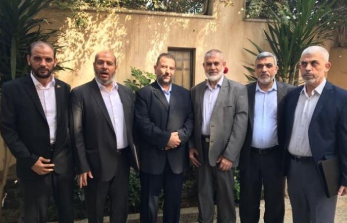 فلسطين   حماس: وفد من الحركة يصل القاهرة اليوم قادما من الداخل والخارج