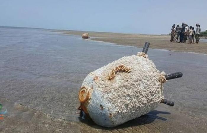 اليمن | اليمن.. إتلاف ألغام بحرية حوثية في البحر الأحمر
