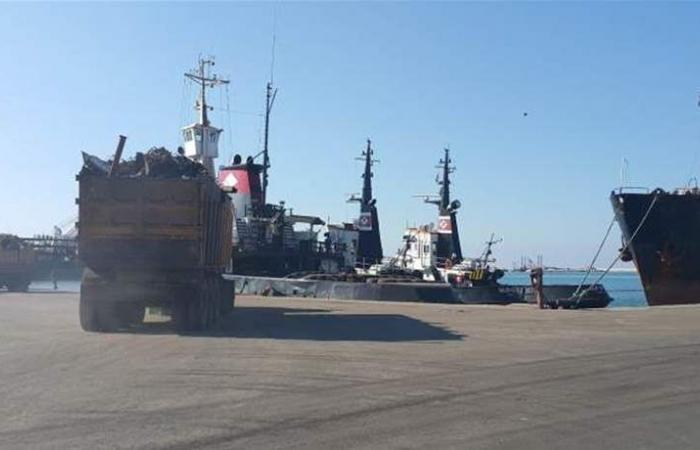 نقابة عمال وأجراء مرفأ طرابلس تدعم تجار ومصدري الخردة