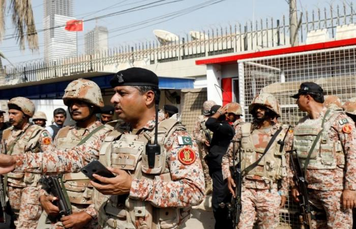 دولي | هجوم مسلح على قنصلية الصين بكراتشي