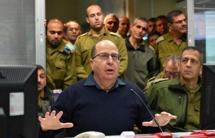 فلسطين | يعلون: السياسة الإسرائيلية الحالية تهديد وجودي لنا وحدث غزة كان معقدًا