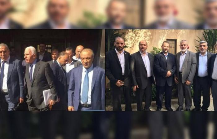 فلسطين | مصادر مصرية: حماس توافق مبدئيا على ورقة القاهرة للمصالحة