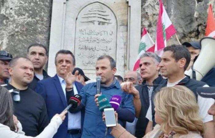 """دمشق ستحتج رسمياً على """"لوحة باسيل"""""""