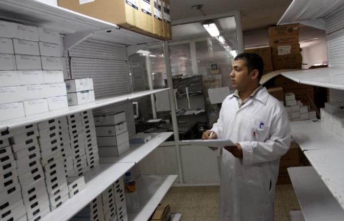 فلسطين | وصول دفعة من أدوية المستشفيات ضمن المنحة اليابانية