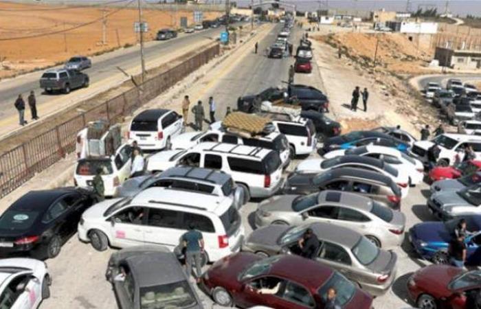 الأردنيون يأكلون الملبس من دمشق.. والسوريون يضرسون!