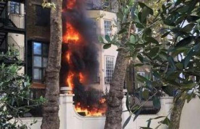 ستة قتلى في حريق بمبنى في سولوتورن بسويسرا