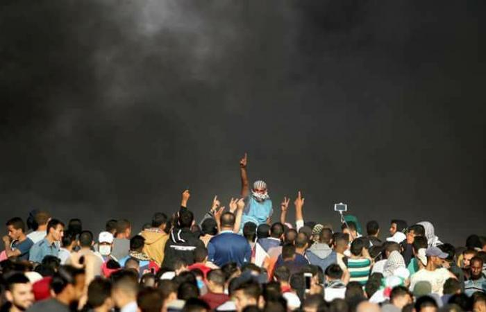 فلسطين   العليا للمسيرات: إيران تتبنى كافة شهداء وجرحى مسيرات العودة بغزة وحماس ترحب