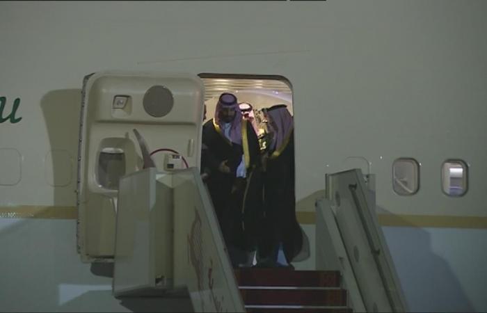الخليح | في رابع محطاته العربية.. ولي العهد السعودي يصل تونس