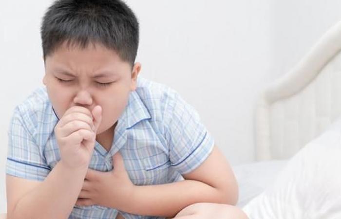 الأطفال البدناء أكثر عرضة للإصابة بالربو