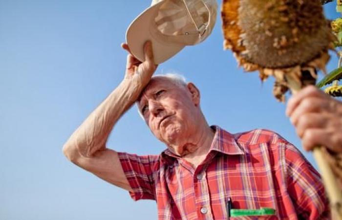 ارتفاع الحرارة يعرّض المسنّين لمشكلات صحية متزايدة