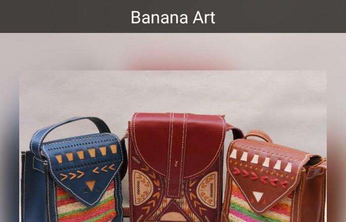 مصر | هذه المنتجات صُنعت من شجر الموز..صانعوها يروون التفاصيل