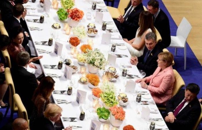 تعرف إلى قائمة الطعام التي تنتظر قادة العالم في قمة الـ20