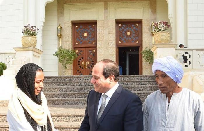 مصر | ماذا فعلت هذه الفتاة حتى يأمر السيسي بتنفيذ كل طلباتها؟