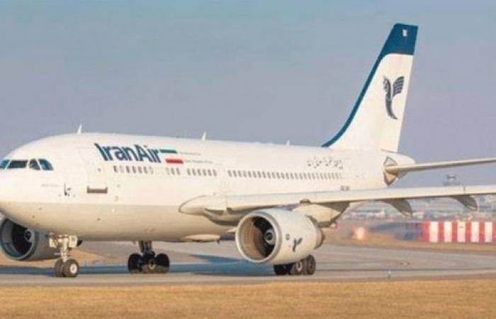 """طائرة إيرانية محملة بأسلحة إلى """"حزب الله"""" في مطار بيروت!"""