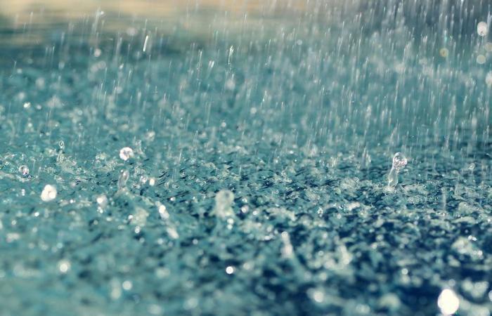 كانون يستقبلنا بالأمطار