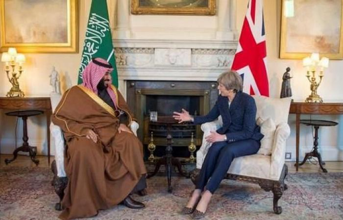 الخليح | تيريزا ماي تلتقي ولي العهد السعودي على هامش قمة الـ20