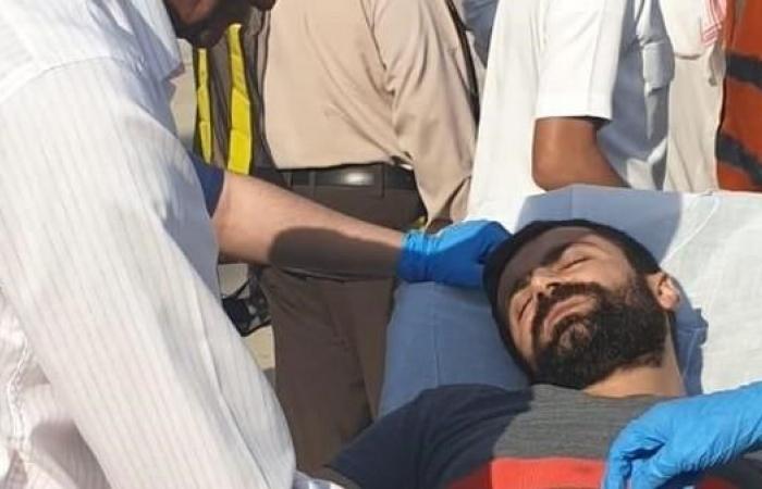 الخليح   حرس الحدود السعودي ينقذ بحاراً تركياً تعرض لطارئ صحي