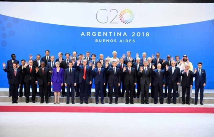 تباعد بين ترمب وشركائه حول المناخ والتجارة