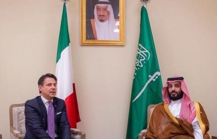 الخليح | قمة العشرين.. محمد بن سلمان يلتقي رئيس وزراء إيطاليا