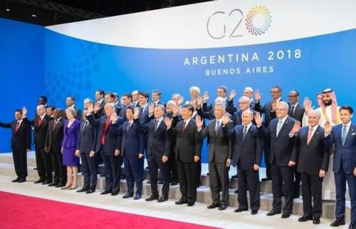 الخليح   السعودية تنضم إلى اللجنة الثلاثية في مجموعة العشرين