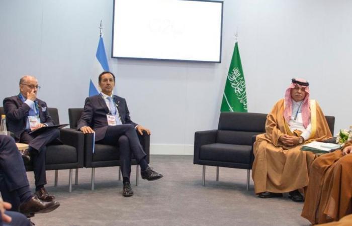 الخليح   ولي العهد السعودي يلتقي رئيس الأرجنتين في قمة الـ20