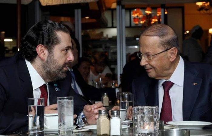 الحريري يرفض التنازل عن المقايضة مع عون