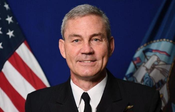 العثور على قائد البحرية الأميركية في الشرق الأوسط ميتًا في البحرين