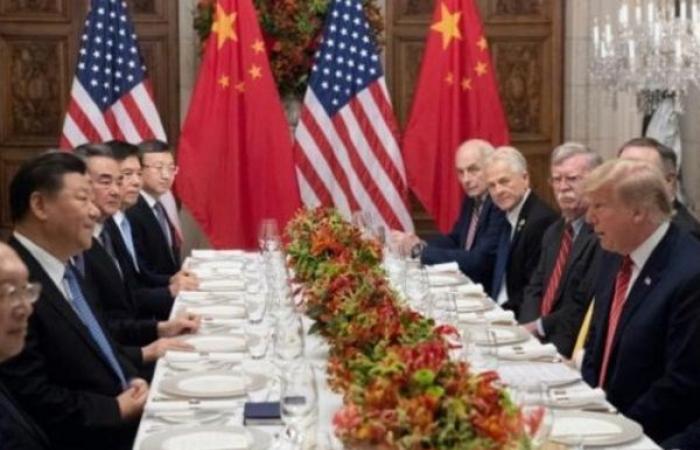الولايات المتحدة والصين تتوصّلان إلى هدنة تجارية