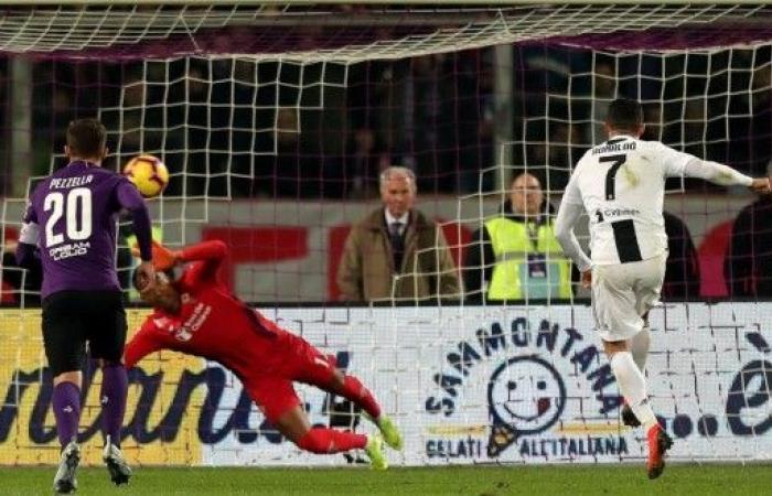 يوفنتوس يقسو على فيورنتينا ويبتعد في صدارة الدوري الإيطالي