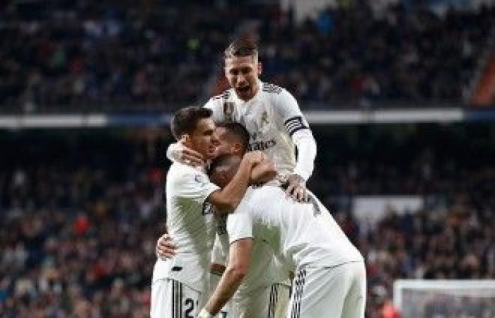 الدوري الاسباني: ريال مدريد يجتاز عقبة فالنسيا ويصعد للمركز الخامس