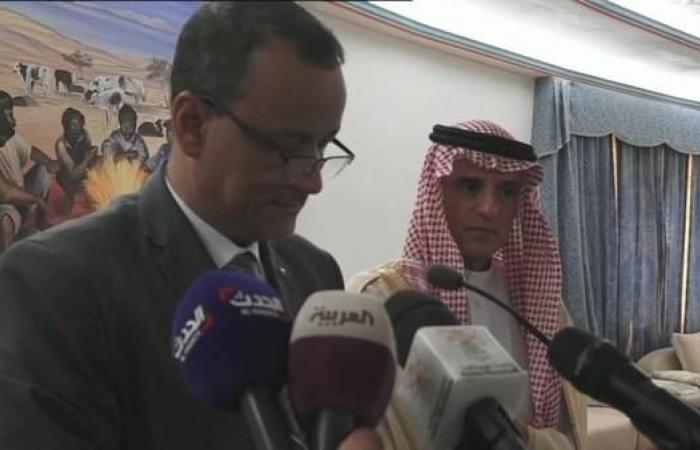 الخليح | ولد الشيخ أحمد:الرياض ونواكشوط يؤيدان حلا سياسيا باليمن