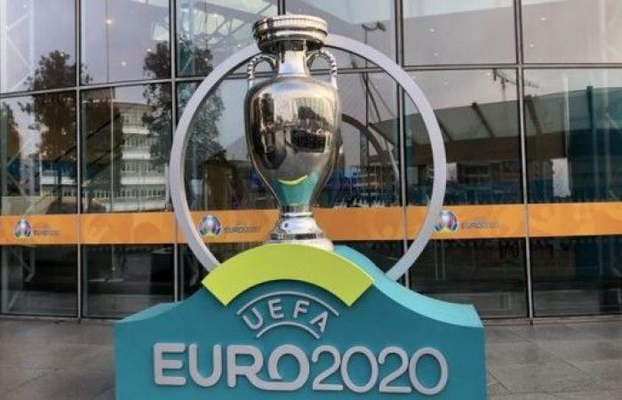 """نتائج قرعة تصفيات كأس أمم أوروبا """"يورو 2020"""""""