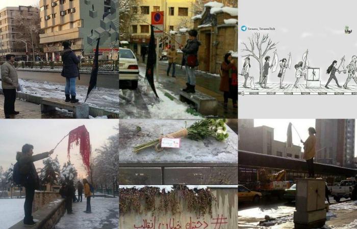 """إيران   مجلس """" الثورة الثقافية"""" يشكو تراجع الحجاب في إيران"""
